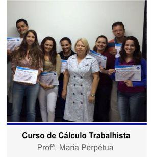 Cálculo Trabalhista - Portfólio