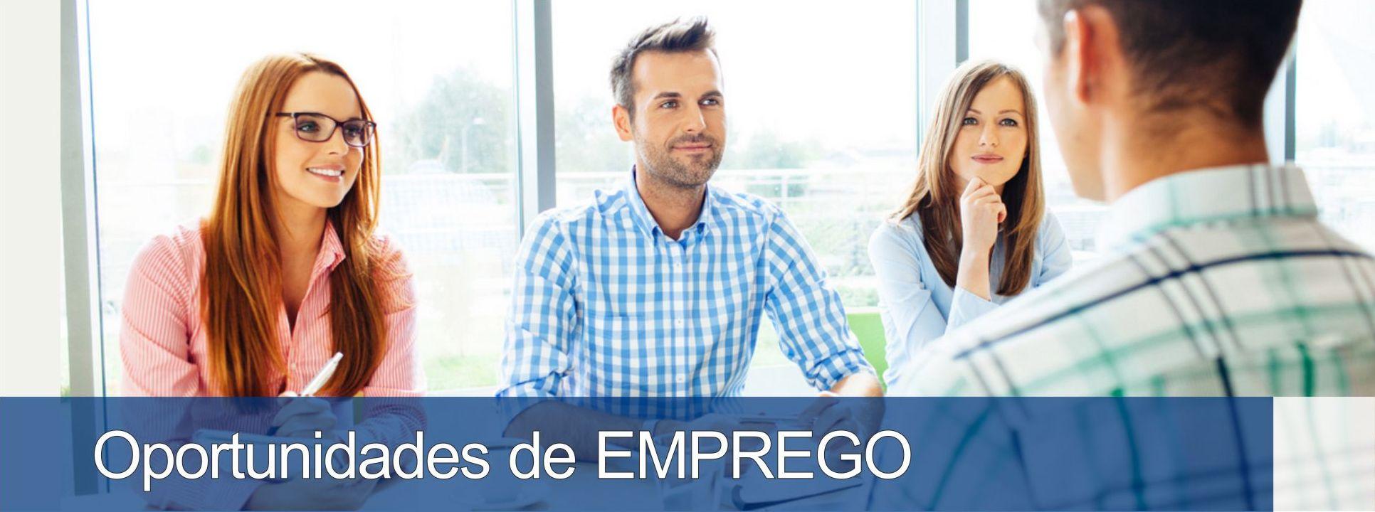 Oportunidades de emprego - Central de Cursos do Brasil. Deixe o seu currículo.