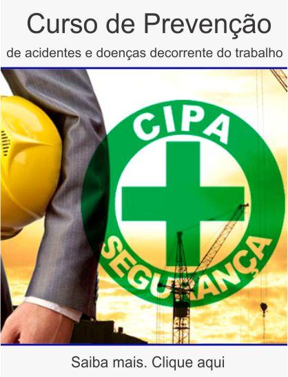 Curso de CIPA em Uberlândia