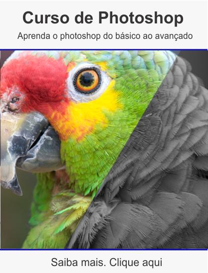 Curso de Photoshop em Uberlândia