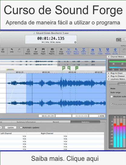 Curso de SoundForge