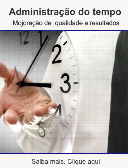 Curso de administração do tempo
