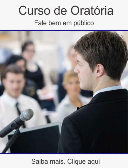 Fale bem em público
