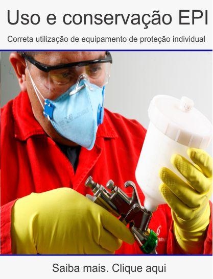 Uso e conservação de EPI