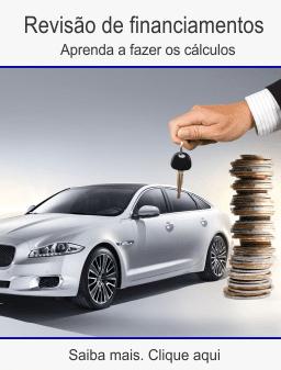 Revisão financiamentos