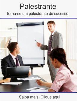 Seja um palestrante