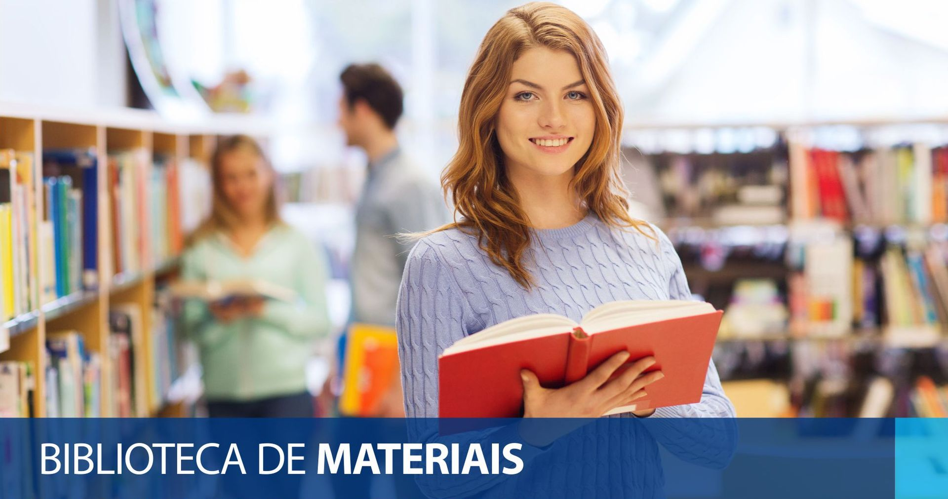 biblioteca de materiais