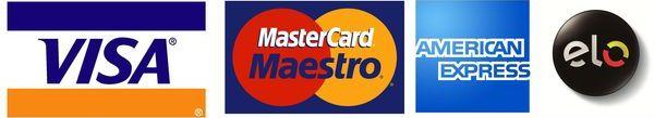 bandeiras de cartão de credito