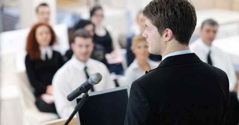 Fale bem público - curso em Uberlândia