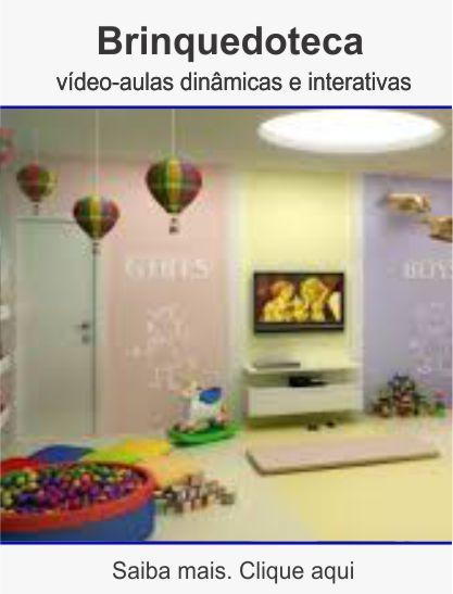Curso de brinquedoteca