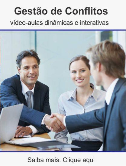 Curso de gestão conflitos