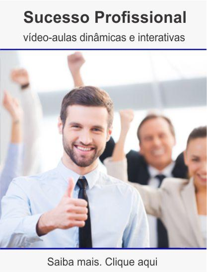 Curso de sucesso profissional
