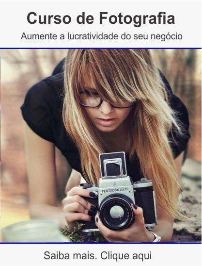 Curso de fotografia.