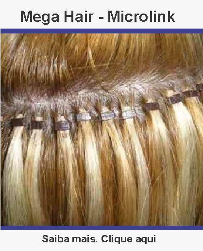 Mega Hair -microlink