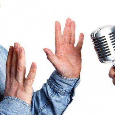 Medo falar em público