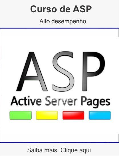 Curso de ASP