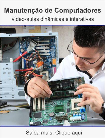 Curso de manutenção de computadores