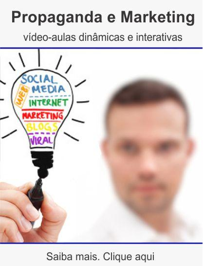 Curso de propaganda e marketing