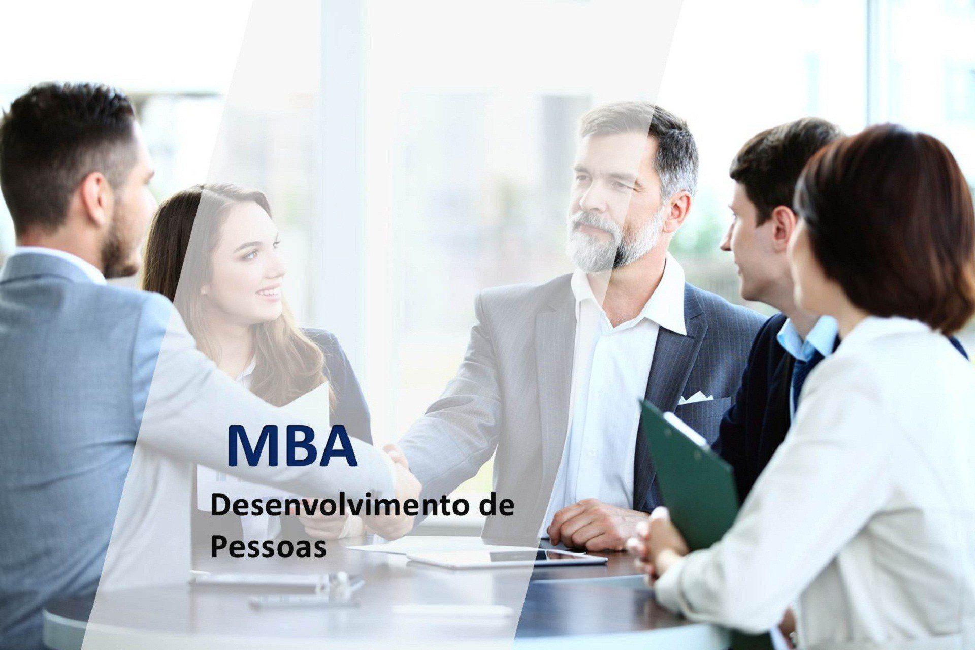 MBA em Desenvolvimento de Pessoas – Imagem escrita