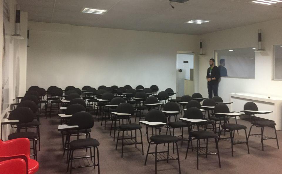 Sala de aula Uberlândia