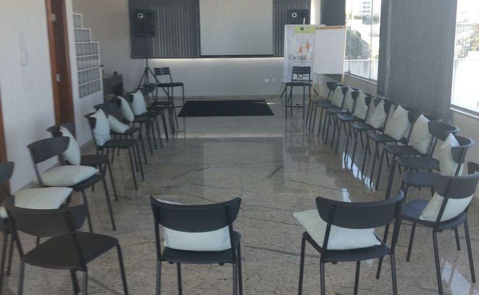 Locação de sala para cursos em Uberlândia