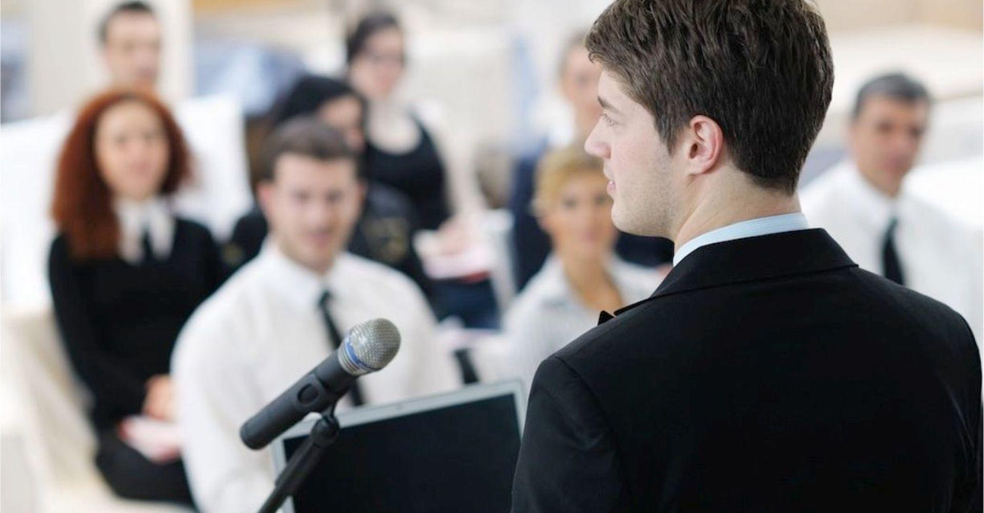 Oratória em Uberlândia