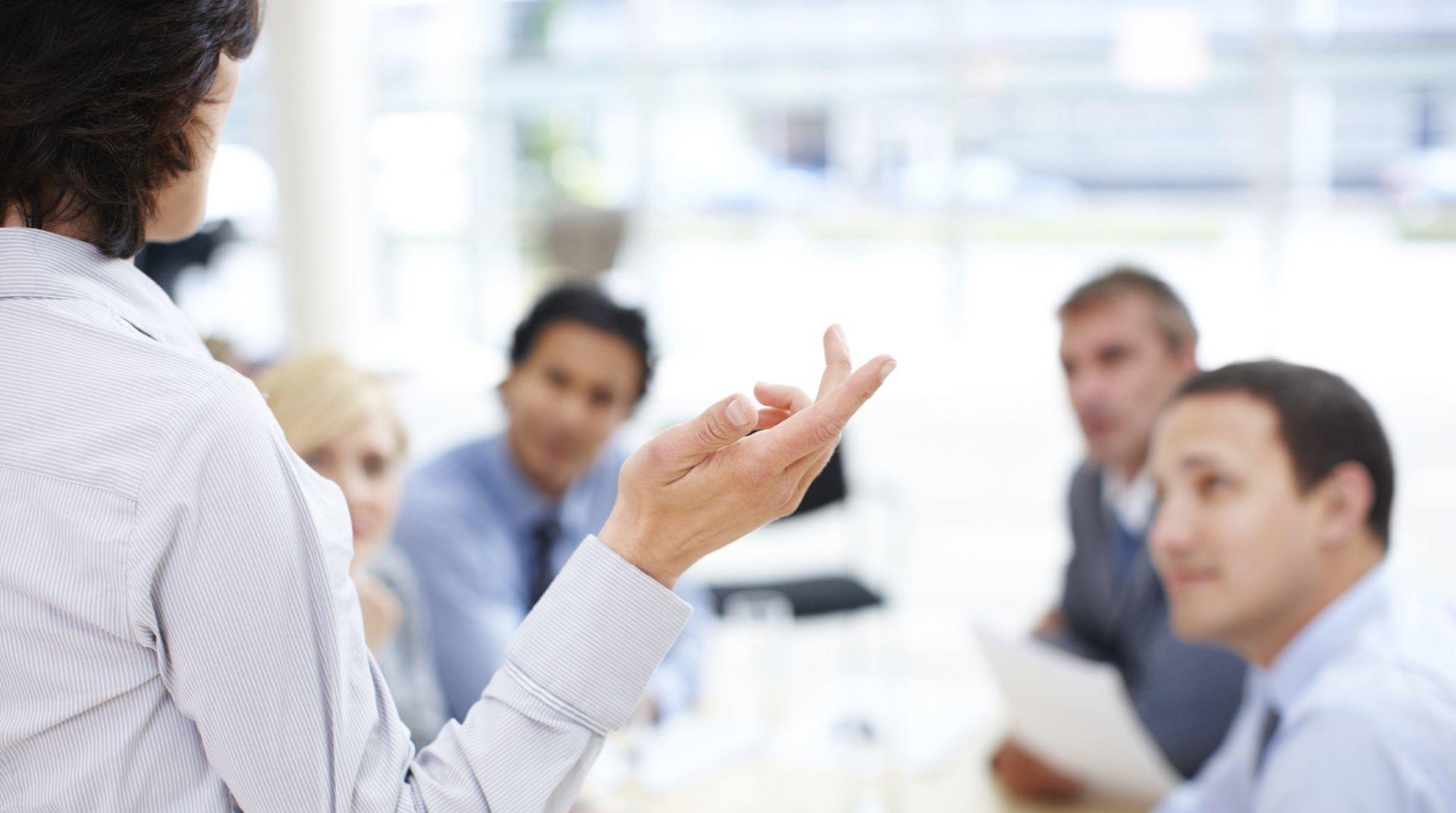 A comunicação no mundo dos negócios