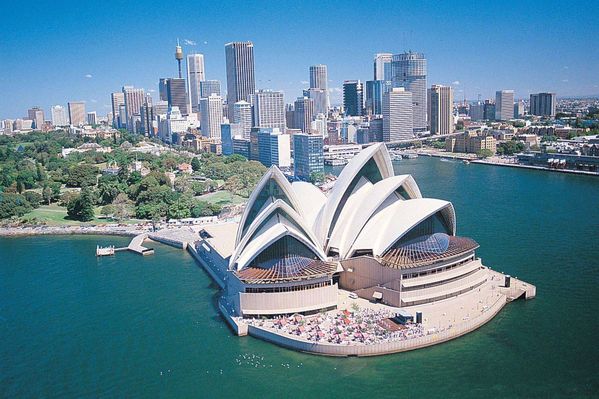 Intercâmcio Austrália