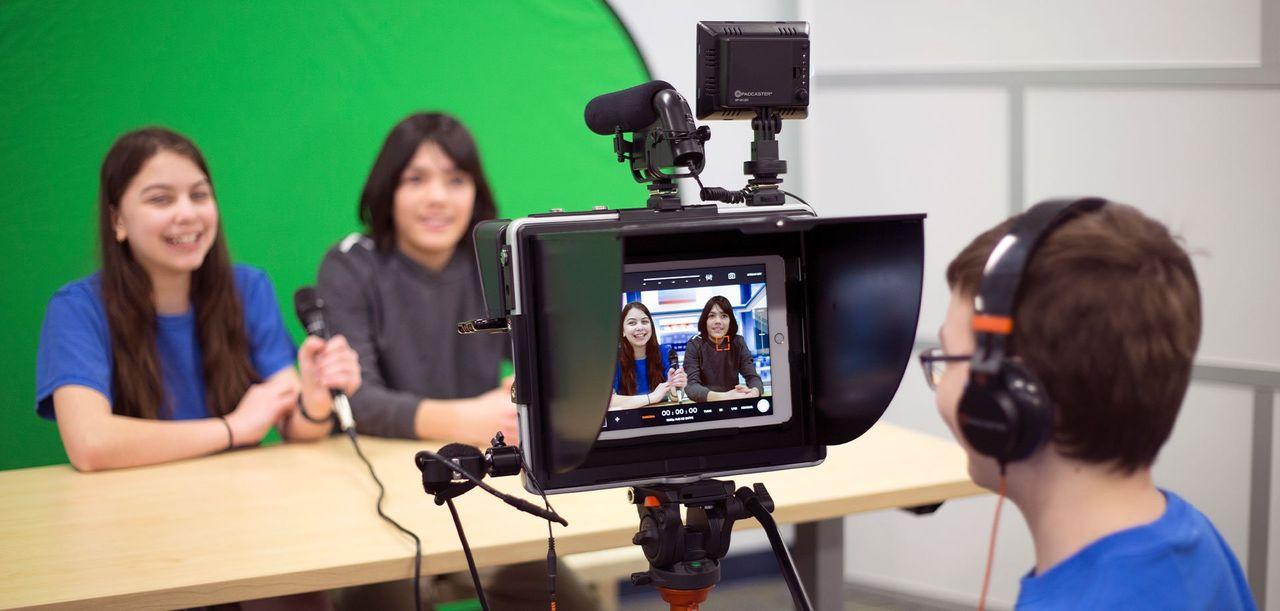 Curso de criação e edição de vídeo