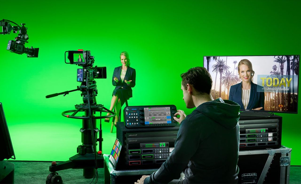 Estúdio de gravação de vídeo Uberlândia