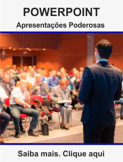 Apresentações poderosas em PowerPoint