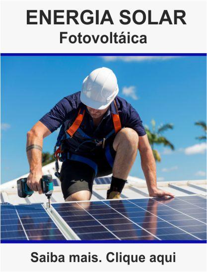 Curso de energia solar fotovoltáica