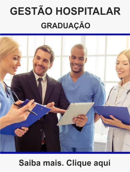 Graduação gestão hospitalar