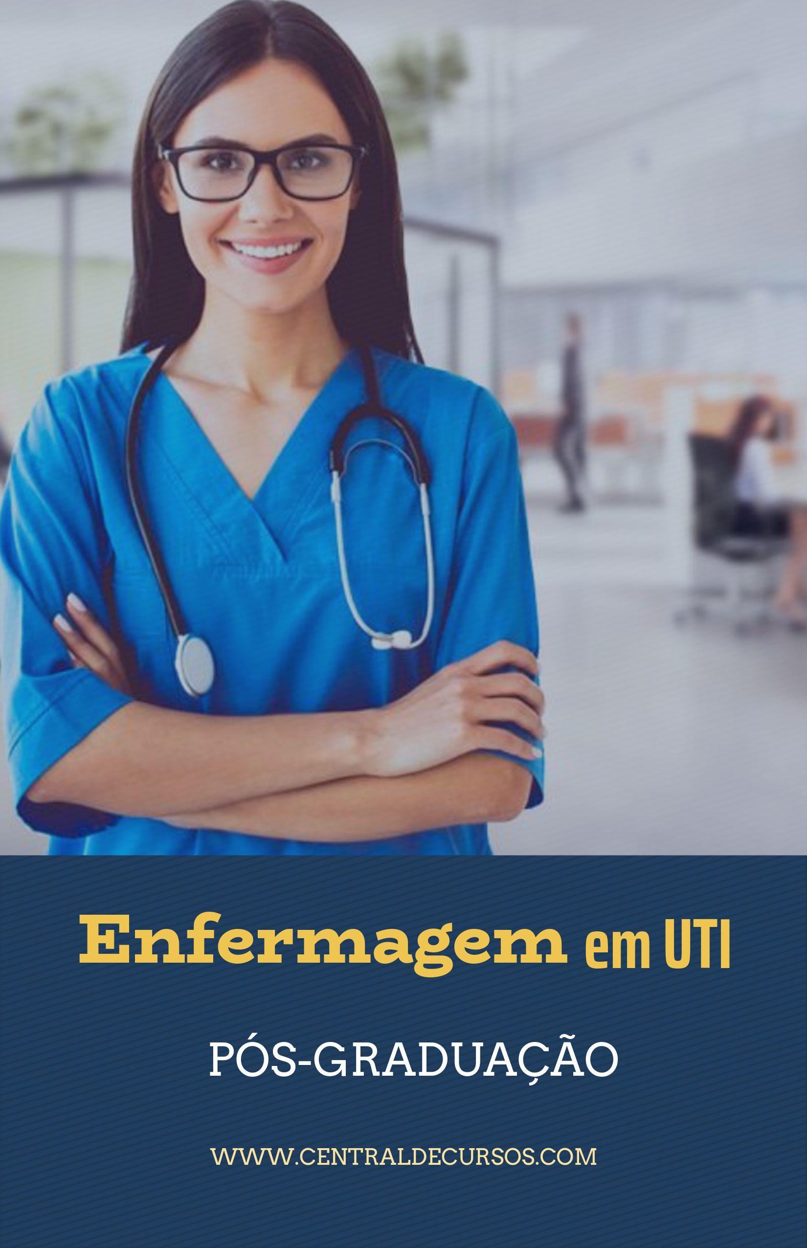 PÓS-GRADUAÇÃO em enfermagem UTI