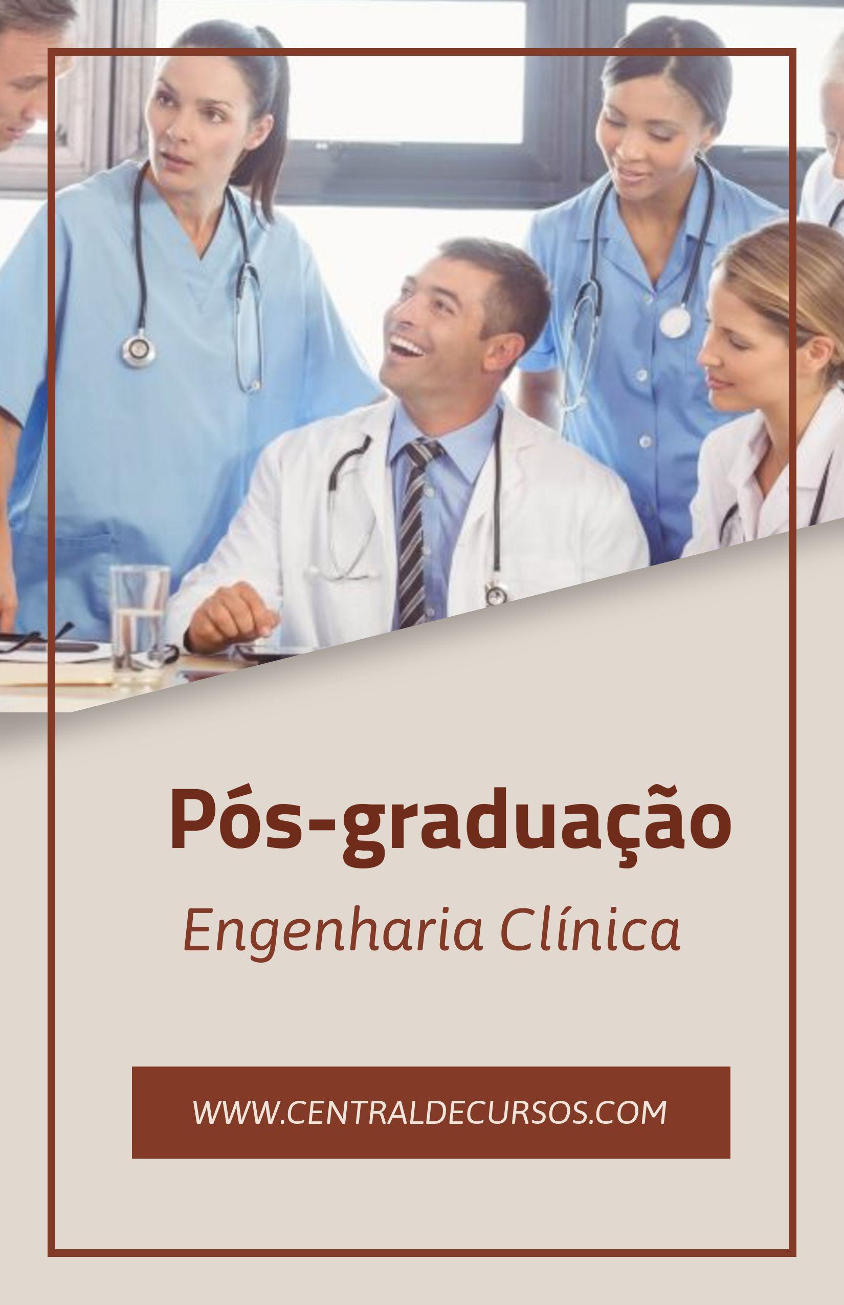 Pós-graduação em engenharia clínica