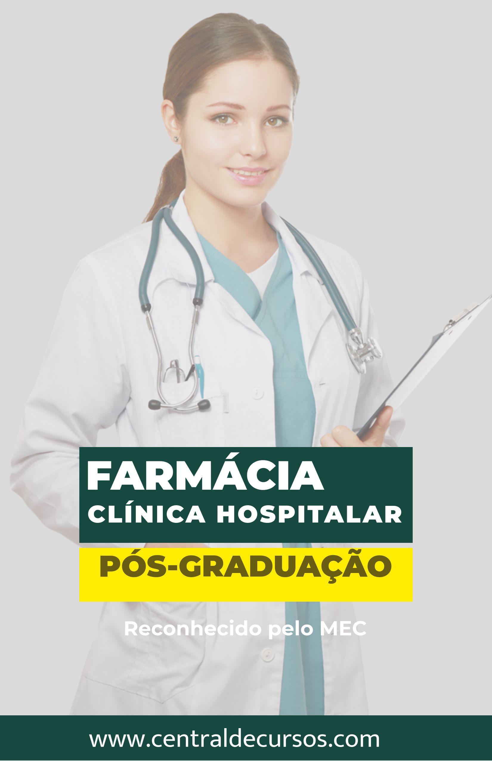 pós-graduação em clínica hospitalar